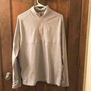 Saucony quarter zip pullover
